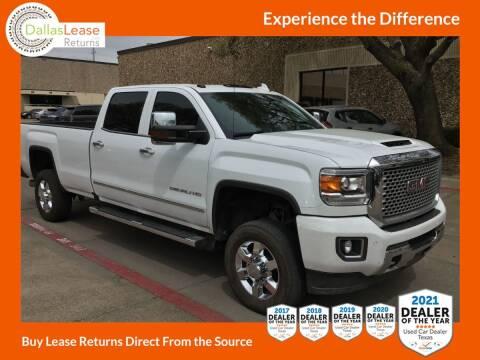 2017 GMC Sierra 3500HD for sale at Dallas Auto Finance in Dallas TX