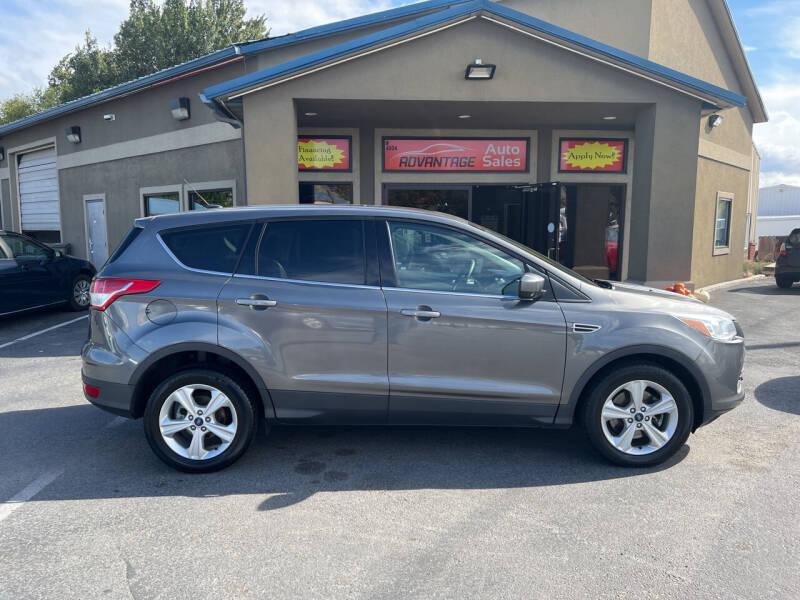 2014 Ford Escape for sale at Advantage Auto Sales in Garden City ID