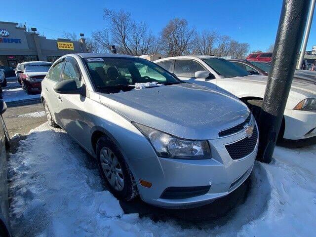 2011 Chevrolet Cruze for sale at Car Depot in Detroit MI