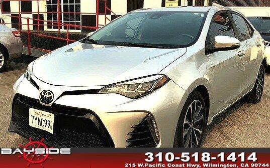 2017 Toyota Corolla for sale at BaySide Auto in Wilmington CA