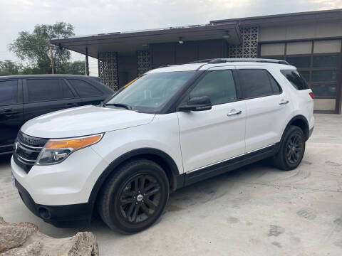 2013 Ford Explorer for sale at Allstate Auto Sales in Twin Falls ID