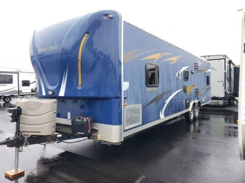 2014 Forest River Work & play WPT 30WRS for sale at Ultimate RV in White Settlement TX