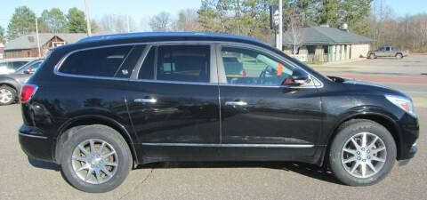 2016 Buick Enclave for sale at AUTOHAUS in Tomahawk WI