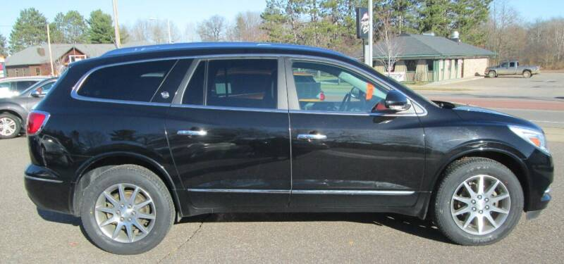 2016 Buick Enclave for sale at The AUTOHAUS LLC in Tomahawk WI