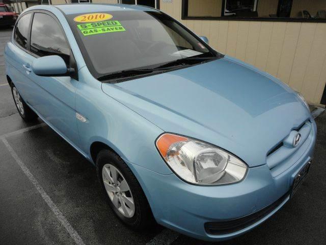 2010 Hyundai Accent for sale at BBL Auto Sales in Yakima WA
