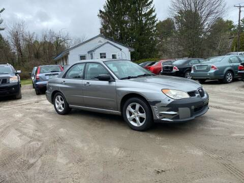 2007 Subaru Impreza for sale at Official Auto Sales in Plaistow NH