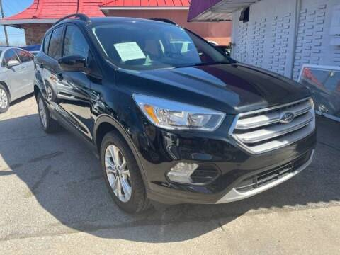 2018 Ford Escape for sale at DFW AUTO FINANCING LLC in Dallas TX