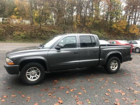 2004 Dodge Dakota for sale at 22nd ST Motors in Quakertown PA