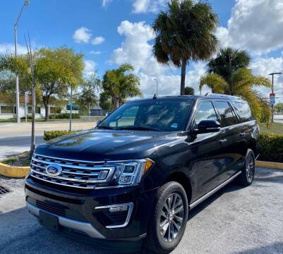 2019 Ford Expedition MAX for sale at CARSTRADA in Hollywood FL