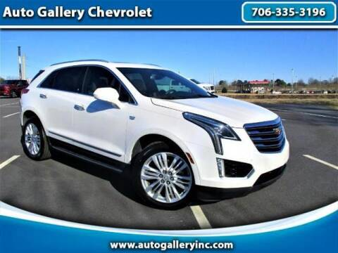 2017 Cadillac XT5 for sale at Auto Gallery Chevrolet in Commerce GA