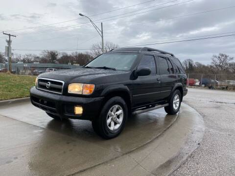 2004 Nissan Pathfinder for sale at Xtreme Auto Mart LLC in Kansas City MO