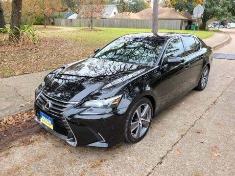 2016 Lexus GS 200t for sale at Amazon Autos in Houston TX