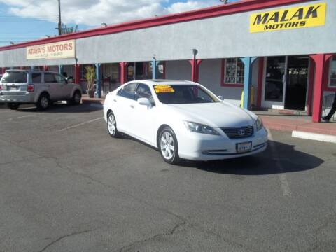 2009 Lexus ES 350 for sale at Atayas Motors INC #1 in Sacramento CA