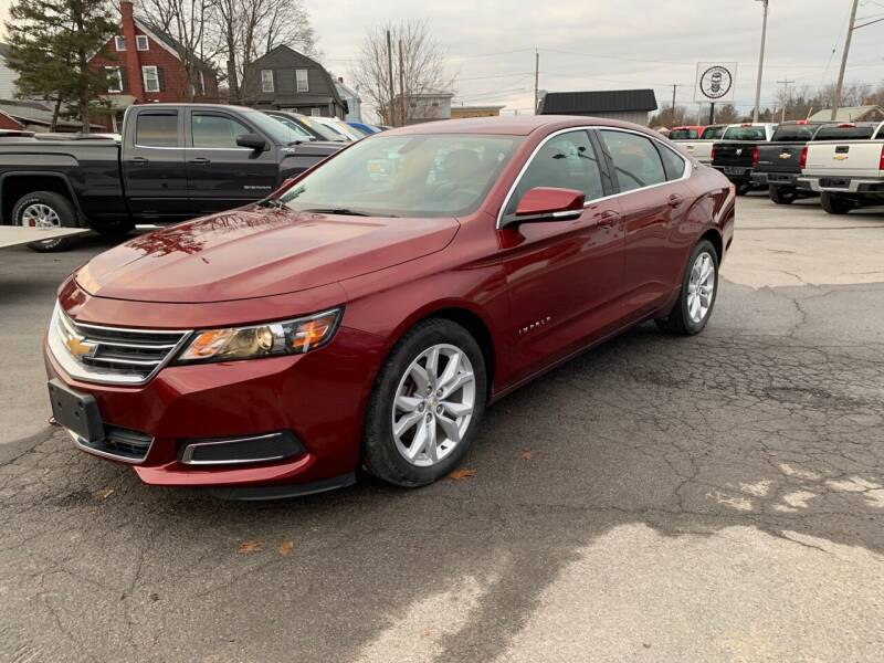 2017 Chevrolet Impala for sale at Bravo Auto Sales in Whitesboro NY