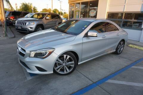 2014 Mercedes-Benz CLA for sale at Industry Motors in Sacramento CA