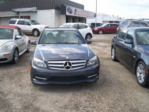 2011 Mercedes-Benz C-Class for sale at Louisiana Imports in Baton Rouge LA