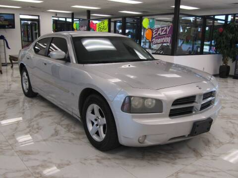 2010 Dodge Charger for sale at Dealer One Auto Credit in Oklahoma City OK