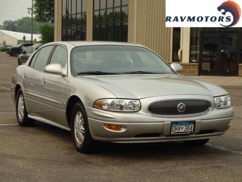 2005 Buick LeSabre for sale at RAVMOTORS 2 in Crystal MN