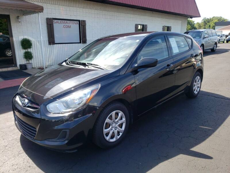 2014 Hyundai Accent for sale at Salem Auto Sales in Salem VA