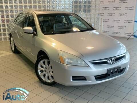 2006 Honda Accord for sale at iAuto in Cincinnati OH