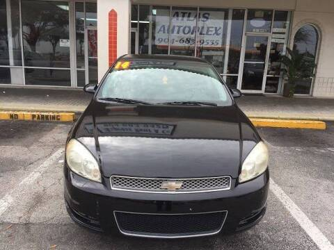 2014 Chevrolet Impala Limited for sale at Atlas Autoplex in Jacksonville FL