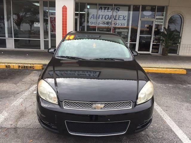 2014 Chevrolet Impala Limited for sale at Atlas Autoplex in Jacksonville FL