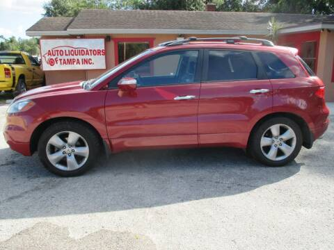 2008 Acura RDX for sale at Auto Liquidators of Tampa in Tampa FL
