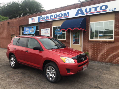 2012 Toyota RAV4 for sale at FREEDOM AUTO LLC in Wilkesboro NC