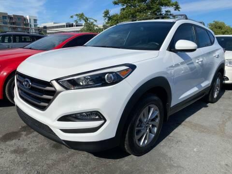 2016 Hyundai Tucson for sale at Mag Motor Company in Walnut Creek CA