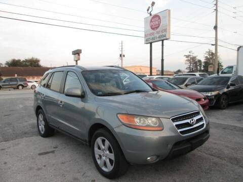 2008 Hyundai Santa Fe for sale at Motor Point Auto Sales in Orlando FL