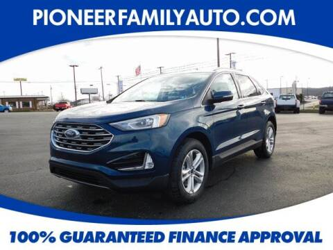2020 Ford Edge for sale at Pioneer Family auto in Marietta OH