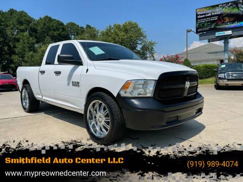 2015 RAM Ram Pickup 1500 for sale at Smithfield Auto Center LLC in Smithfield NC