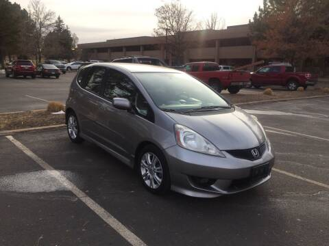 2010 Honda Fit for sale at QUEST MOTORS in Englewood CO