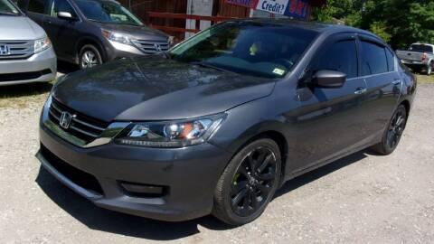 2015 Honda Accord for sale at Select Cars Of Thornburg in Fredericksburg VA