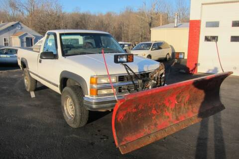 2000 Chevrolet C/K 3500 Series for sale at K & R Auto Sales,Inc in Quakertown PA