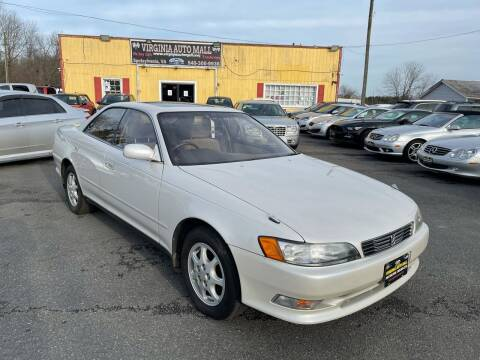 1994 Toyota Mark 2 for sale at Virginia Auto Mall in Woodford VA