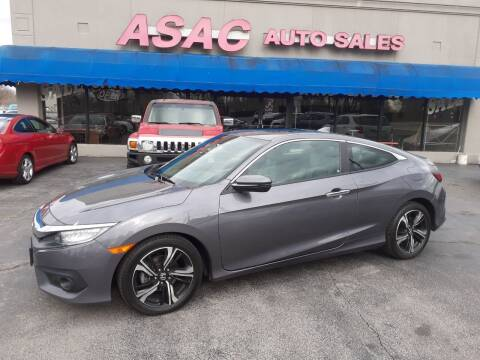2017 Honda Civic for sale at ASAC Auto Sales in Clarksville TN