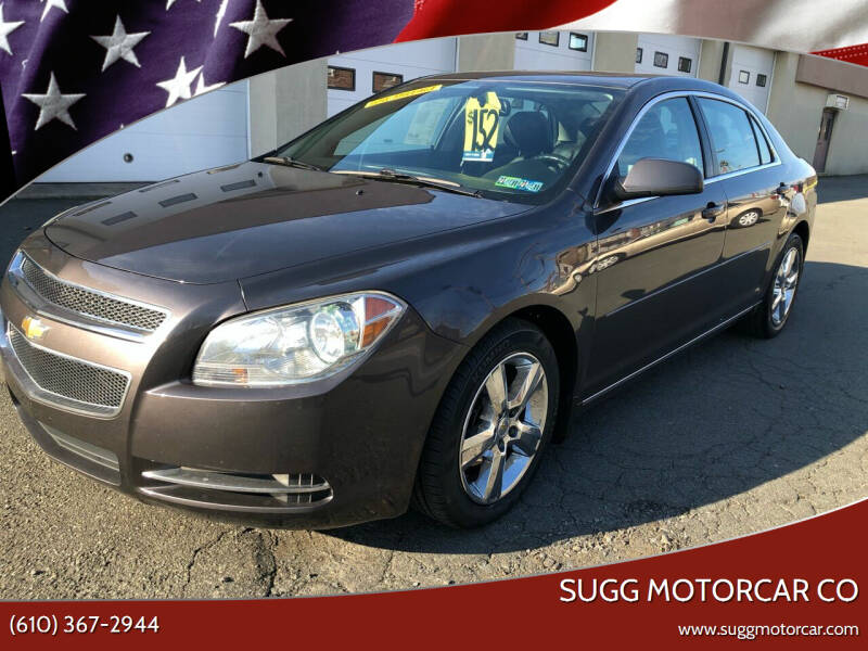 2011 Chevrolet Malibu for sale at Sugg Motorcar Co in Boyertown PA