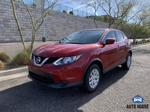 2017 Nissan Rogue Sport for sale at MyAutoJack.com @ Auto House in Tempe AZ