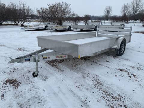 2021 H&H SSA 82x14 #8797 for sale at Prairie Wind Trailers, LLC in Harrisburg SD