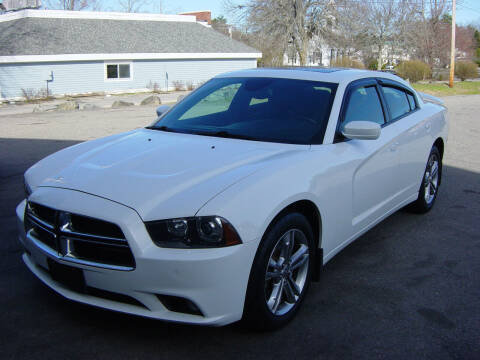 2013 Dodge Charger for sale at North South Motorcars in Seabrook NH