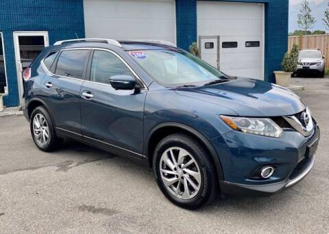 2014 Nissan Rogue for sale at Saugus Auto Mall in Saugus MA