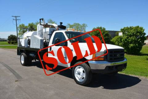 2000 Ford F-450 for sale at Signature Truck Center - Service-Utility Truck in Crystal Lake IL