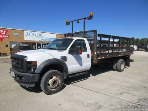 2009 Ford F-450 Super Duty for sale at Rondo Truck & Trailer in Sycamore IL