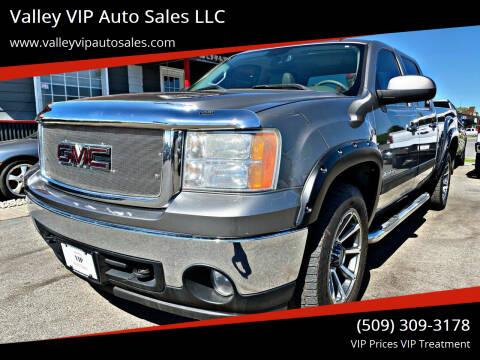2007 GMC Sierra 1500 for sale at Valley VIP Auto Sales LLC in Spokane Valley WA