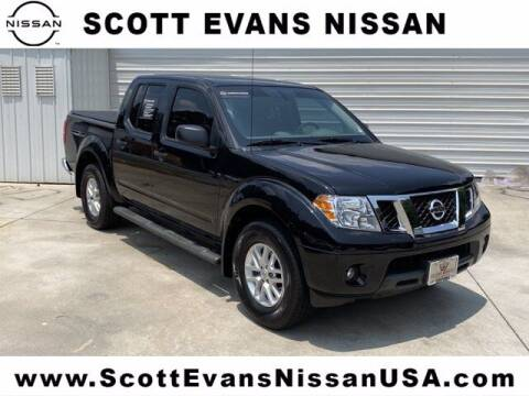 2019 Nissan Frontier for sale at Scott Evans Nissan in Carrollton GA
