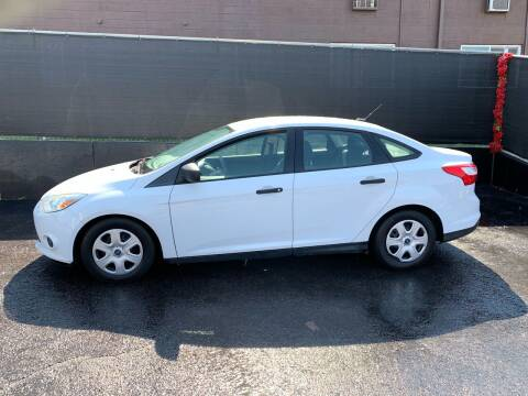 2013 Ford Focus for sale at McManus Motors in Wheat Ridge CO
