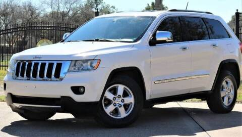 2011 Jeep Grand Cherokee for sale at Texas Auto Corporation in Houston TX
