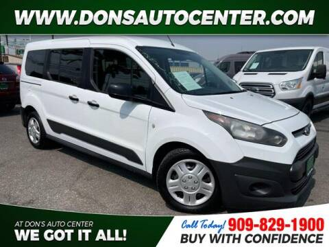 2015 Ford Transit Connect Wagon for sale at Dons Auto Center in Fontana CA