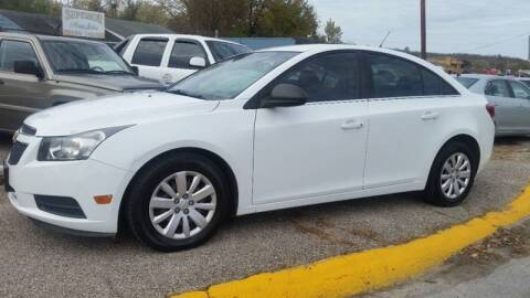 2011 Chevrolet Cruze for sale at Superior Auto Sales in Miamisburg OH